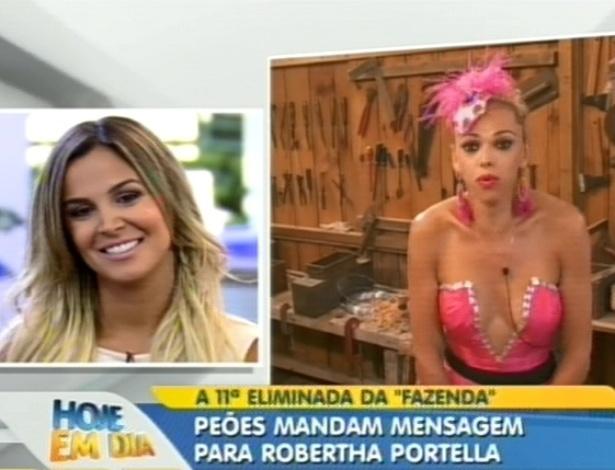 Robertha Portella assiste a depoimento de Léo Áquilla (24/8/12)