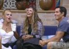 Finalistas, Léo, Felipe e Viviane dizem por que devem ganhar o prêmio de R$ 2 milhões - Reprodução/Record
