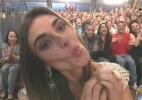 """Nicole Bahls diz que não irá processar Viviane Araújo e confirma """"paquera"""" com Gustavo - Record/ Reprodução"""