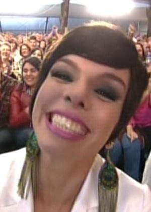 """Penélope Nova participa do programa final da quitna edição de """"A Fazenda"""" (29/8/12)"""