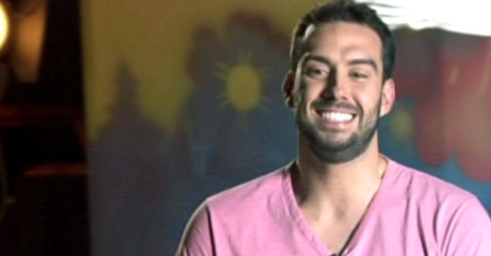 Rodrigo Carril, novo participante da