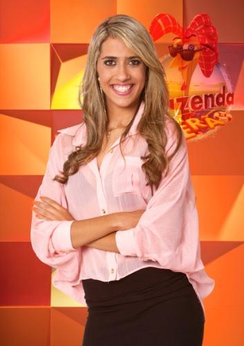 Gabriela Alves, de 22 anos, é funcionária pública (28/10/12)