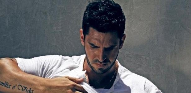 Thyago Gesta, de 28 anos, é modelo e empresário (28/10/12)