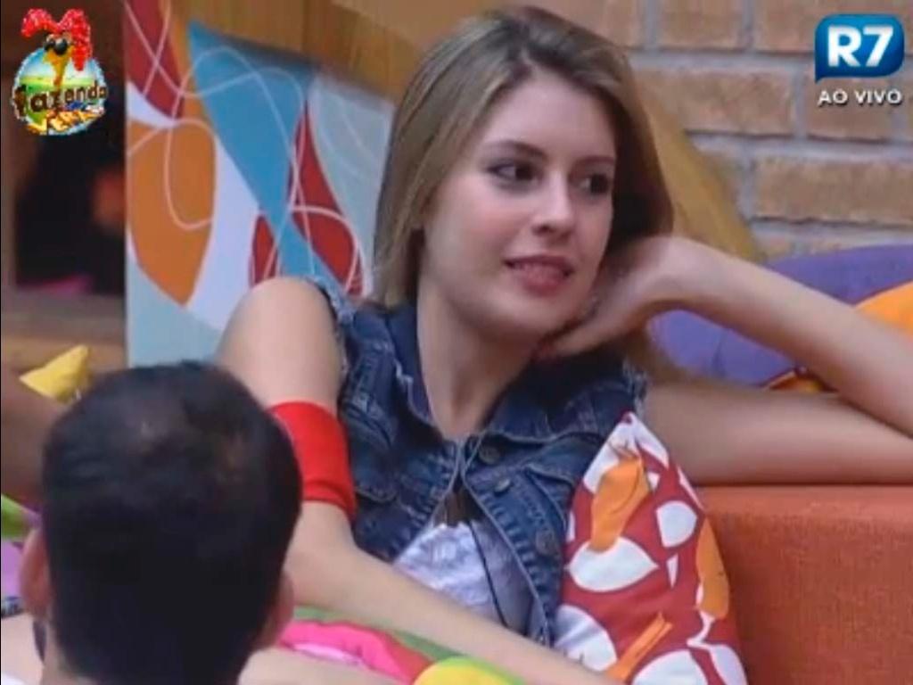 Bianca conversa sobre posar nua