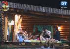 Rodrigo Simões, Sacramento e Thyago conversam sobre as peoas - Reprodução/Record