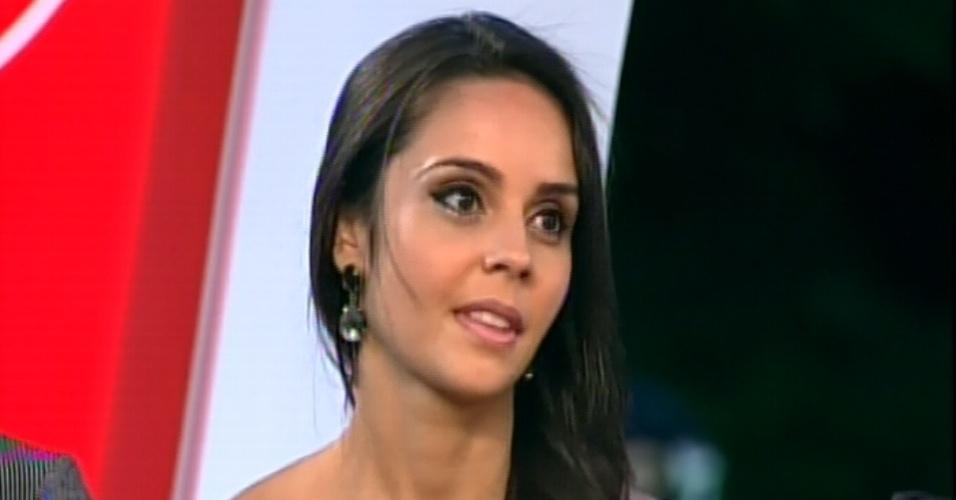 Flávia alegou falta de afinidade ao votar em Rodrigo Simões
