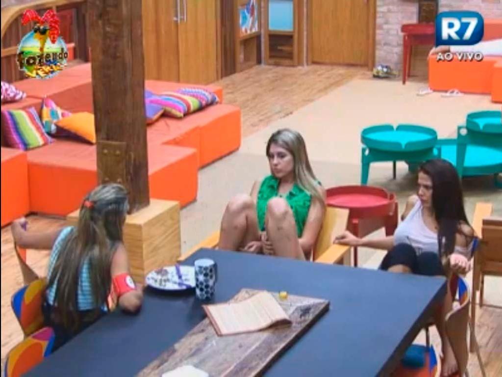 Gabriela conta os dramas pessoas de Raphael