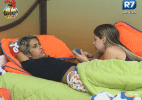 Bianca confessa que está com raiva de Rodrigo Simões - Reprodução/Record
