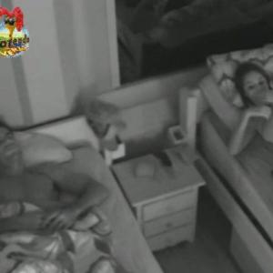 Flávia e Dan falam sobre romance