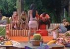 """Peões imitam """"Ídolos"""" e soltam a voz na """"Fazenda de Verão"""" - Reprodução/Record"""