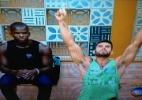 Thyago vence a roça e Raphael é eliminado do reality show - Reprodução/Record