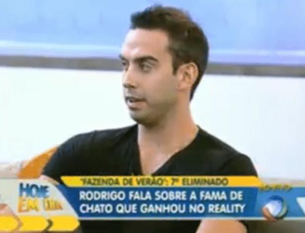 Rodrigo Carril participa do