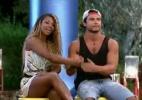 """Karine ou Victor: Quem você quer que fique na """"Fazenda de Verão""""? - Reprodução/Record"""