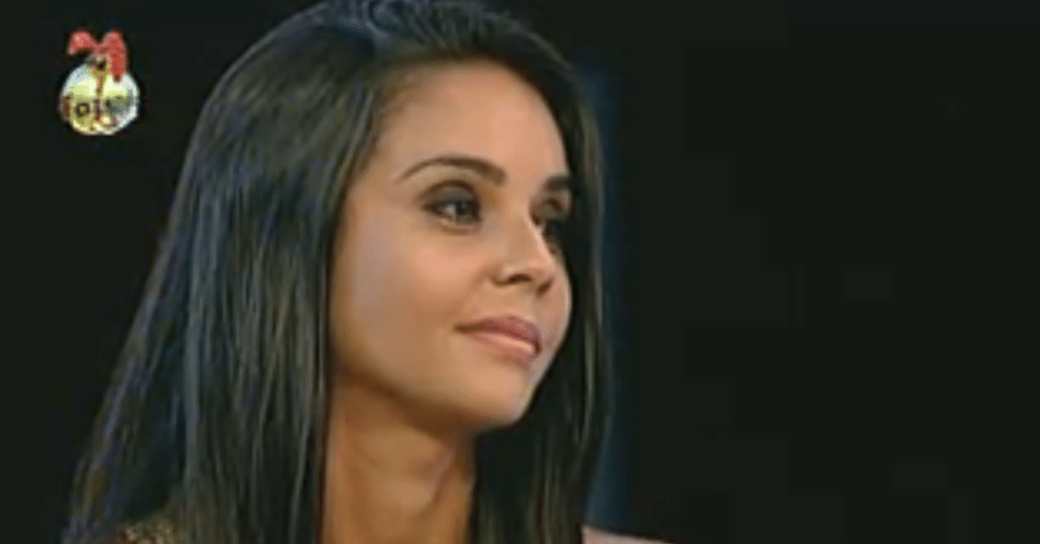 Flávia enfrenta a roça da semana contra Manoella