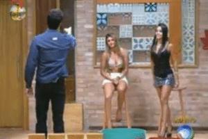 Manoella vence a roça e Flávia é eliminada