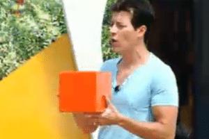 Rodrigo Faro comanda o programa na televisão