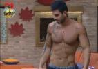Angelis volta a pedir para Thyago que vote em Ísis Gomes - Reprodução/Record