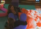 Angelis e Manoella se desentedem durante a madrugada - Reprodução/Record
