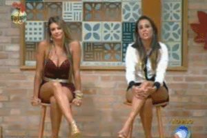 """O casal Angelis e Manoella se enfrentam na penúltima roça da """"Fazenda de Verão"""""""
