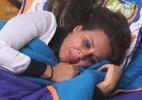 """""""Não faz isso comigo"""", pediu Angelis ao ver Manoella deixar o programa - Reprodução/Record"""