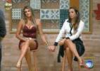 Angelis vence mais uma roça e Manoella deixa a competição - Reprodução/Record