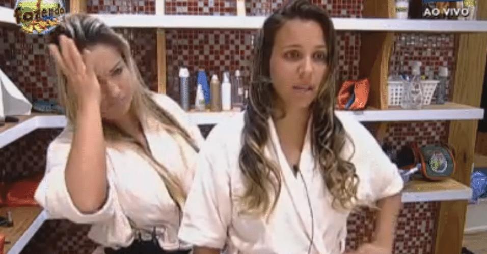 Ísis e Angelis se preparam para finalmente saberem quem sairá milionário da Fazenda de Verão