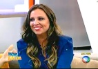 Angelis diz que não sabe o que vai fazer com o prêmio de R$ 1 milhão - Reprodução/Record