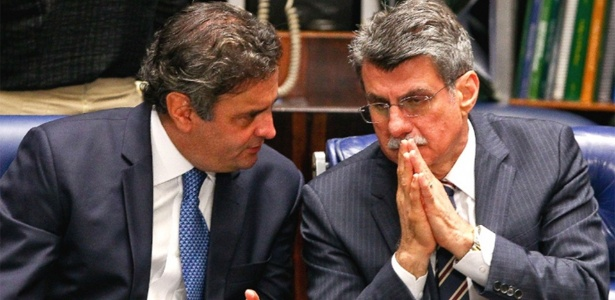 Senadores Aécio (PSDB) e Jucá (PMDB) lideram em número de inquéritos da Lava Jato no Supremo Tribunal Federal