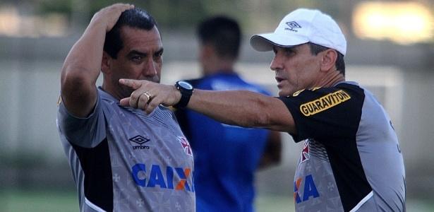 Zinho irá substituir Jorginho no banco de reservas do Vasco