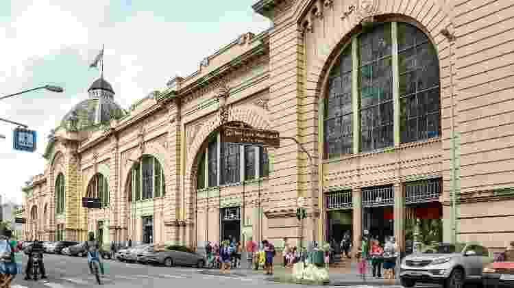 Mercado Municipal Paulistano - Getty Images - Getty Images