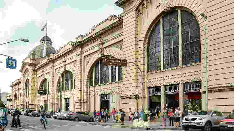 Mercado Municipal Paulistano - Getty Images