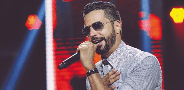 cantor reviveu sua trajetória ao lado de Rodrigo Faro - Divulgação