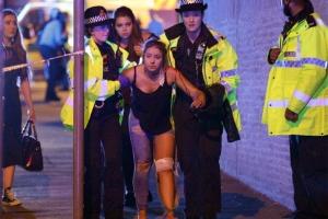 Estado Islâmico reivindica ataque em Manchester (Foto: Xinhua/Joel Goodman/London News Pictures/ZUMAPRESS)
