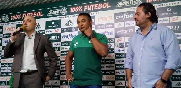 Novo técnico do Palmeiras, Roger Machado pode ter pedreiras na fase de grupos