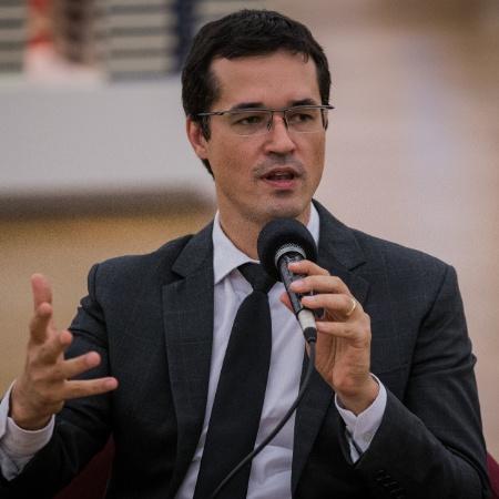 O procurador da República e coordenador da Lava Jato em Curitiba, Deltan Dallagnol - Eduardo Anizelli/Folhapress