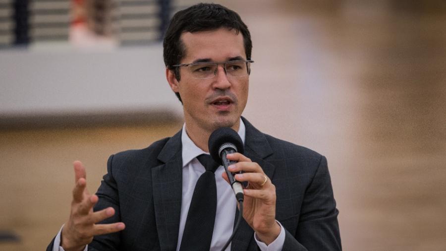 O procurador Deltan Dallagnol, coordenador da Lava Jato em Curitiba - Eduardo Anizelli - 23.abr.2018/Folhapress