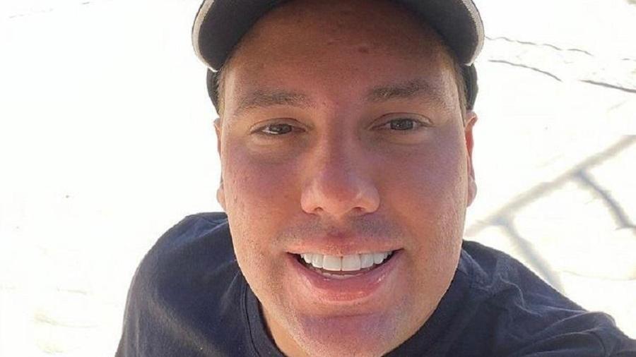 Lucas do Valle neto do narrador Luciano Do Valle foi baleado em uma tentativa de assalto - Arquivo pessoal