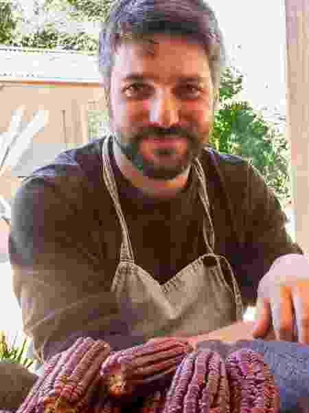 Rafa Bocaina, da Curiango Venda & Cozinha - Caio Ferrari