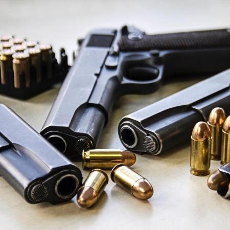 Em março, as forças de segurança do estado apreenderam 638 armas, sendo 43 fuzis - iStock