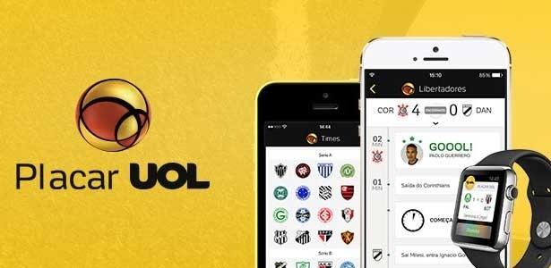Agora o Placar UOL permite que você avalie os jogadores e veja opinião de blogueiros e de leitores via redes sociais no lance a lance