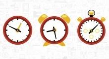 Administração do tempo: 5 dicas para melhorar sua produtividade