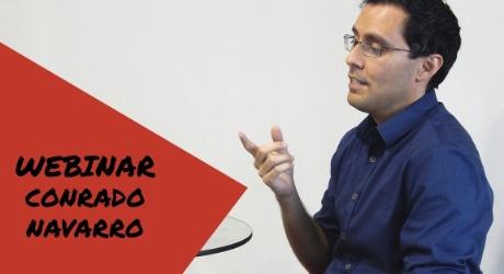 Webinar Conrado Navarro: administrando as finanças da empresa
