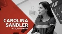 Carolina Sandler dá dicas financeiras para quem quer empreender