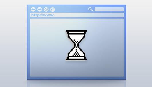 Meu navegador está travando. Como faço para consertá-lo?