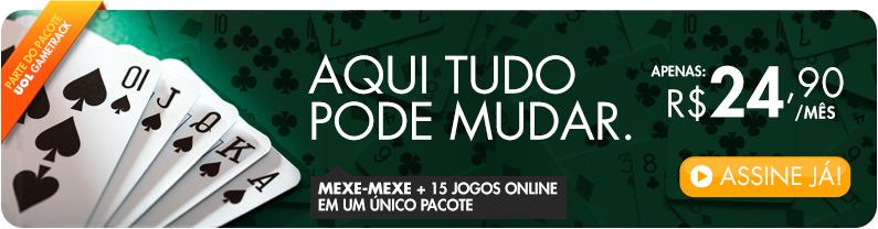Mexe-Mexe + 15 Jogos Online num único pacote