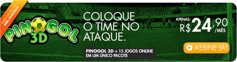 Pinogol 3D + 15 Jogos Online num único pacote
