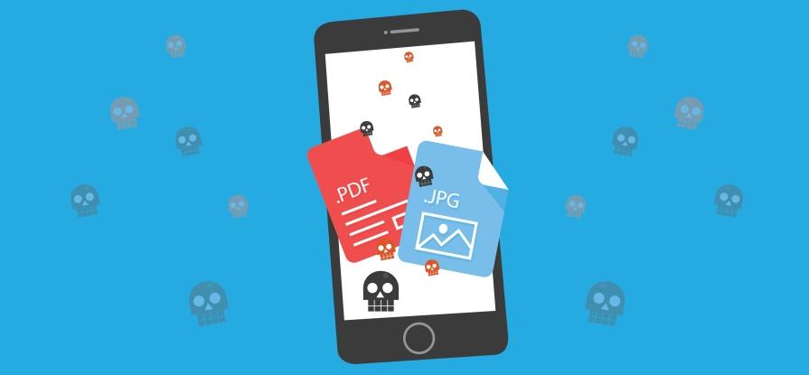 Cuidado! Criminosos estão utilizando arquivos JPEG e PDF para infectar iPhones