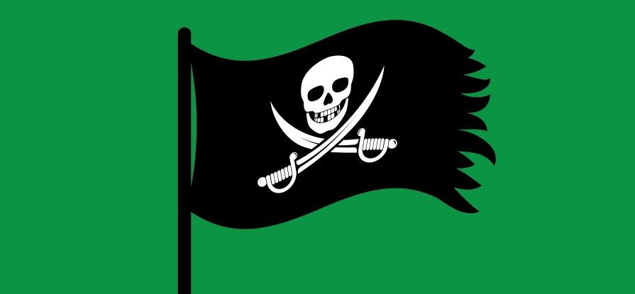 Pirataria no Brasil cresce em 2016 e registros batem recorde