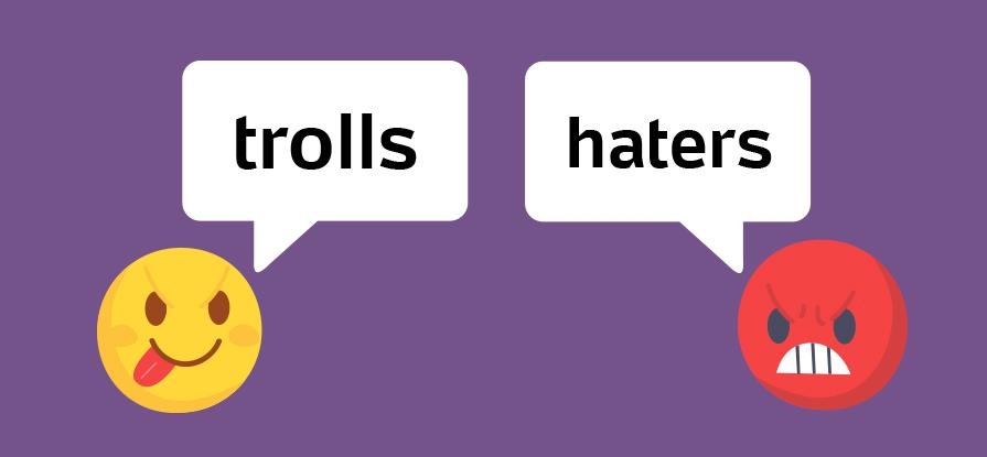 Trolls e haters: quem são eles e os perigos que podem apresentar