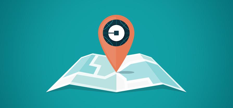 Uber deixa de monitorar localização do usuário após a viagem